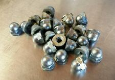#10-32 Acorn Hex Nuts / Stainless steel (Qty 25)