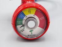 Manometer Kältemittel Diagnose für KFZ Klimaanlagen Niederdruck R1234yf Anschlus