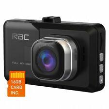 "RAC 3000 1080p HD Dash Cam with 3"" Display & 16GB SD Card - RRP £79.99"