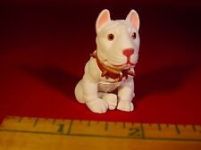 "Hood Pups BULL TERRIER Dog 2"" Figure hard to find collectible"