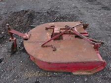 "60"" Brush Hog Mower NICE! Tractor John Deere Ford Bush Cutter"
