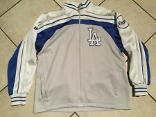 Majestic Los Angeles Dodgers size XLarge white royal blue and gray pre-owned