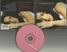 MICHELLE BRANCH Breathe 8TRX w/ RARE CLUB & MIXES & EDITS LIMITED USA CD Single