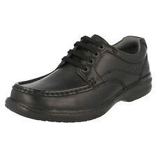 Mens Clarks Lace up Leather Formal Shoes Keeler Walk UK 14 Black H