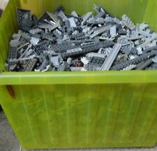 LEGO 0,5 kg Lego nur grautöne Kiloware Konvolut Star Wars Ritter Classic System