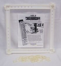 """Able Stretcher 12"""" Needlework Needlepoint Quilting Crewel CrossStitch Candlewick"""