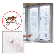 Newly White Window Screen Mesh Net Insect Fly Bug Mosquito Moth Door Netting