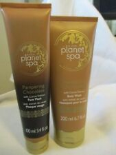 "AVON Planet Spa ""Pampering Chocolate with Cocoa Extract"" Body Wash & Face Mask"