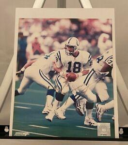 Peyton Manning Indianapolis Colts Original Signed Photo w/ Autograph COA
