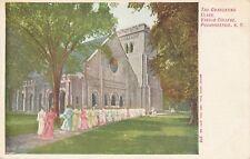 POUGHKEEPSIE NY – Vassar College The Graduating Class – udb (pre 1908)