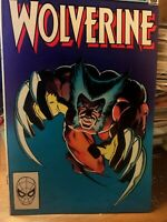 WOLVERINE | Issue #2 | 1982 Limited Series NM HIGH GRADE UNREAD Great Christmas