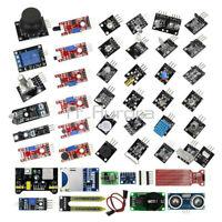 Updated 45 In 1 Sensor Module Starter Kit For Arduino Raspberry Pi Education