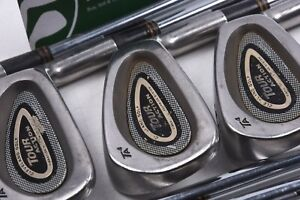 CLEVELAND TOUR ACTION TA4 IRONS / 3-PW / REGULAR FLEX CLEVELAND / CLITA4005