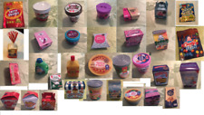 Shopkins Season 10 empty containers