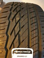 Brand New Car Tyres General Grabber GT SUV/4X4 265/45/20 265 45 ZR20 265 45 20