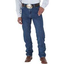 WRANGLER Men's George Strait Original Fit Blue Denim Jeans 13MGSHD NWT