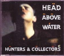 Hunters & Collectors Head Above Water Australian CD single (1992)