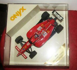 Onyx Arie Luyendyk Lola Target Scotch Diecast Car #5022 1/24 Scale Indy Racing