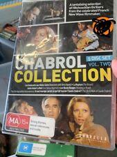 Claude Chabrol Collection: Volume 2 DVD (2007) Romy Schneider, Chabrol vgc t114