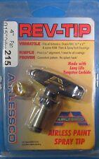 Airlessco 215 REV-TIP Airless Paint Spray Tip