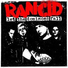Rancid – Let The Dominoes Fall 2 vinyl LP 12'' Europe 2009 punk Rock