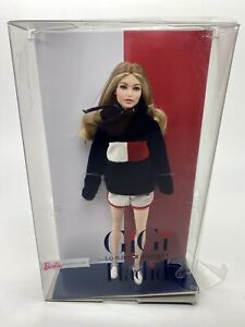 Barbie Signature Tommy X Gigi Hadid Tommy Hilfiger Mattel 2017 Damaged Box