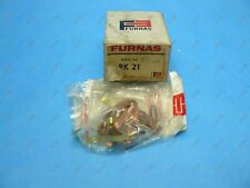 Furnas PK21 Hubbell J Series Drum Switch Replacement Contacts Parts Kit Complete