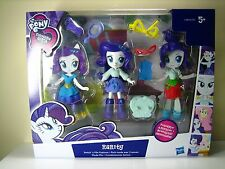 EQUESTRIA GIRLS Minis RARITY My Little Pony SWITCH Mix FASHIONS Figure NEW! doll