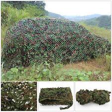 Camouflage Net Camo Netting Hunting Shooting Bird Watching Hide Army-UK  Seller