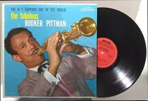 Booker Pittman - The Fabulous Booker Pittmann - HI-FI MUSIDISC M-6006