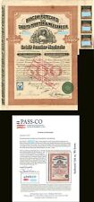 """""""Queen Elizabeth"""" - Banco Hipotecario De Credito Territorial Mexicano, S.A. 10"""