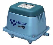 Original HiBlow HP-80 von Takatsuki - 80 L/min. - 71 Watt - Koi Teich Belüfter