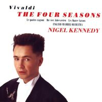 Nigel Kennedy: Antonio Vivaldi (1678-1741) • The Four Seasons CD