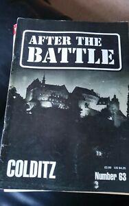 After the Battle No 63 Colditz WW2 Magazine