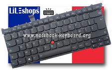 Clavier Français Original Pour Lenovo Thinkpad X1 Carbon 2015 Type 20BS, 20BT