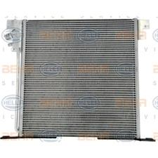 Kondensator Klimaanlage - Hella 8FC 351 037-344