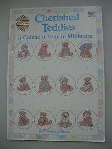 Cherished Teddies - Priscilla Hillman - Cross Stitch Pattern Book