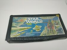 Vintage 70s Star World Wars Space 12 Action Figure Carry Case Tara Toy Corp