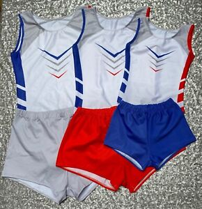 Jordan Boys gymnastics Leotard - Matching shorts available