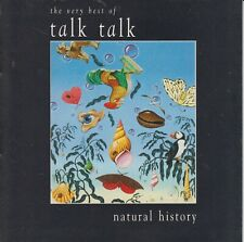 Talk Talk The Very Best Of CD Natural History 1990
