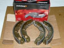 Mintex Beläge Bremse Backen hinten Satz HA Rover Mini