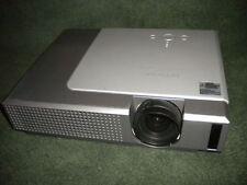 Hitachi CP-X345 LCD Projector Beamer 2000 Lumens 1024 x 768 400:1  1384 Hours