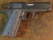 Sand Paper Pistol Grip Enhancements for the Colt 1911 and 1911 Clones
