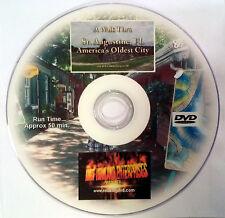 A TREADMILL WALK in ST. AUGUSTINE- Stroll thru America's oldest city, DVD