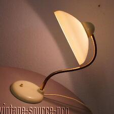 Hoso Bakelit Messing Schwanenhals Tischlampe Arzt Schreibtisch Lampe Elfenbein