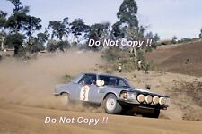 Bjorn Waldegard Mercedes Benz 450 SLC Safari Rally 1980 Photograph