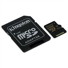 Tarjetas de memoria Kingston microsd clase 10 para teléfonos móviles y PDAs