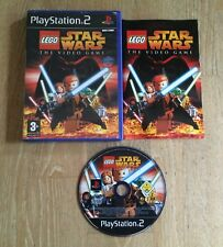 LEGO: Star Wars The Video Game, PlayStation 2 Game, Trusted Ebay Shop
