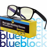 Blue Light Glasses Blue Block Sunglasses Computer Gaming Protection Eye Strain