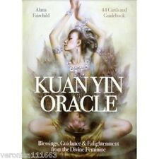 Kuan Yin Oracle Pocket Edition NEW Sealed 44 Card Inspirational Buddhist Goddess